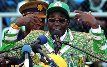 Zimbabwe's Mugabe sacks VP seen as top succession candidate