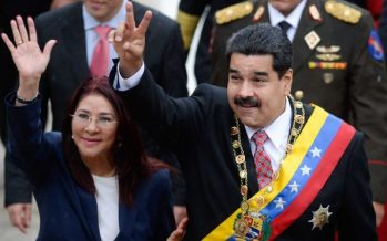 Nephews of Venezuela's first lady in court over drug trafficking