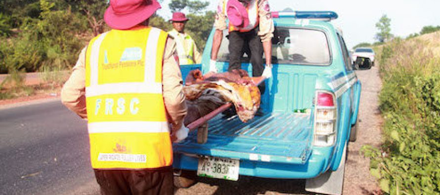 4 confirmed dead in Ebonyi road accident
