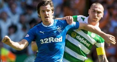 Joey Barton: Rangers midfielder bemused after being 'asked to stay away' from club