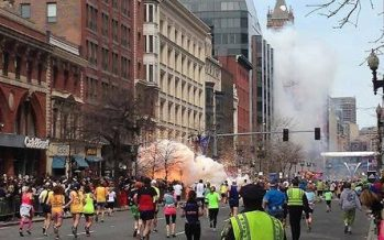 Small bomb explodes ahead of New Jersey road race; no injuries
