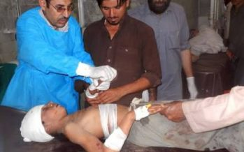 Suicide bomber kills 23 at mosque in NW Pakistan