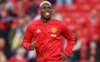 Manchester United boss Jose Mourinho wants Paul Pogba to forget transfer fee