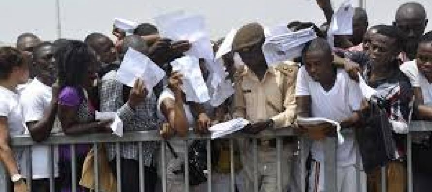 FIRS Recruitment: 700,000 scramble for 500 jobs