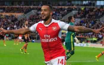 Walcott set for Arsenal exit