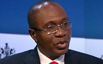We will create 1m jobs through agric by 2021- Emefiele