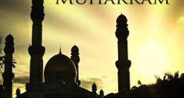 Today is first day of Muharram- Sultan