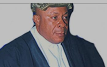 Controversial Justice Okon Abang sacks two PDP federal lawmakers