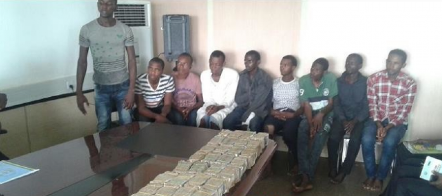 Police arrest suspected kidnappers of CBN governor's wife