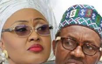 Aisha Buhari warns she's not campaigning for her husband in 2019