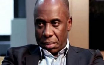 PANIC: Amaechi urges APC members to go back to God in prayers ahead of 2019