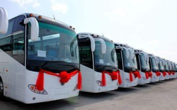 FG distributes 4116 buses nationwide as palliatives