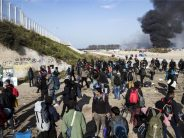 French authorities declare Calais refugee camp empty