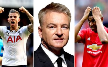 Tottenham top four, Man United fifth? Charlie Nicholas' Premier League predictions