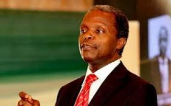 Corruption, failure to equip military led to spread of insurgency –Osinbajo