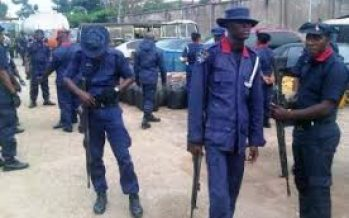 NSCDC arrests fake army General in Niger