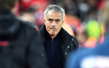Jose Mourinho charged by FA over Anthony Taylor comments