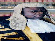 DSS raid- Why President Buhari is after me- Justice Okoro