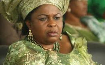 Former First Lady Patience Jonathan's $31m Fraud Case Adjourned As She Bombards Court With Rented Supporters