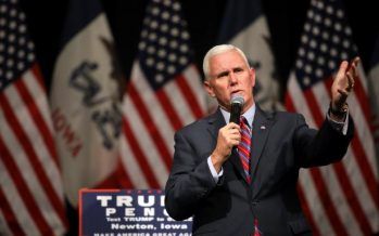 Pence says evidence points to Russia in email hacks
