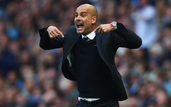 Pep Guardiola treating EFL Cup Manchester derby like 'a final'