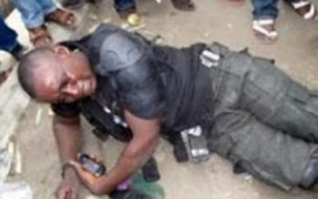 Man docked for beating up policeman in Lagos
