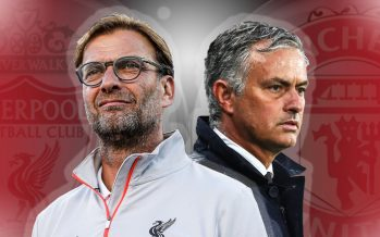 Jurgen Klopp v Jose Mourinho: Liverpool and Manchester United managers' head-to-head records