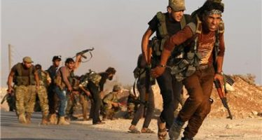 Syria: Turkish-backed rebels advance on ISIL-held Dabiq
