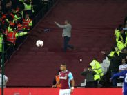 FA to probe unrest after West Ham, Chelsea fans clash at London Stadium