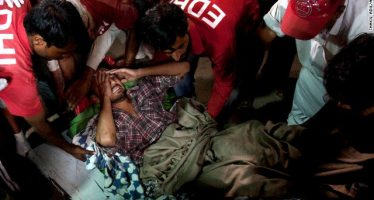 ISIS claims responsibility for suicide bomb attack that killed at least 45 people in Pakistan