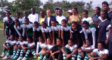 U-20 WWC: Falconets HAppy With Port Moresby Weather