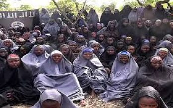 Army 'rescues' another Chibok girl