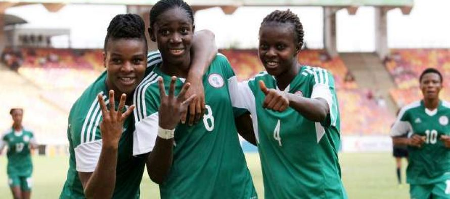 Oshoala: My voice is for the Nigerian girl-child
