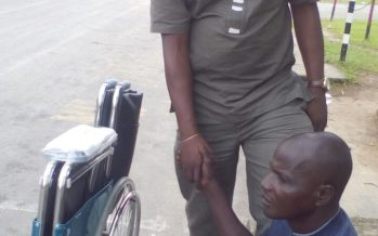 An angel for the handicapped transforms lives in Calabar