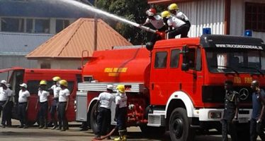 Fire service flags off 2016 national safety week