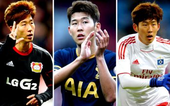 The rise of Heung-Min Son: Tottenham star's journey from South Korea to Premier League via Germany