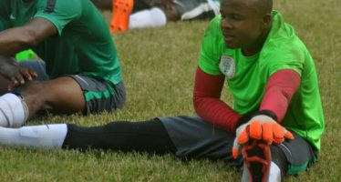 I will be fit for Poland friendly Match—Ezenwa