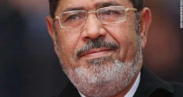 Egyptian court overturns death sentence given to ousted President Mohamed Morsy,