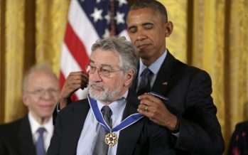 Obama presents final Medal of Freedom honors