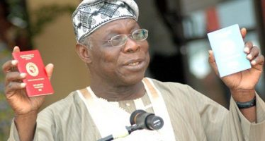 I will never return to PDP, says Obasanjo