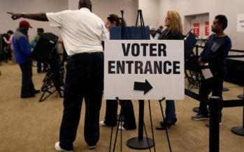 U.S. appeals court removes new voter-intimidation rules in Ohio