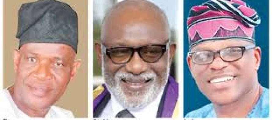 (EDITORIAL) Ondo 2016 elections- certainly not a war but a contest