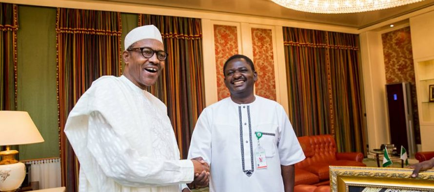 EDITORIAL- When Femi Adesina lied against Mr President!