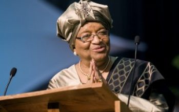 Sirleaf, Adesina, Aig-Imoukhuede, others discuss migration in Africa
