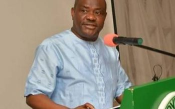 Wike presents N510 billion budget estimate