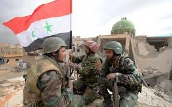 Syrian army 'suspends Aleppo fighting'