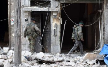 82 civilians were killed in their homes in Syria's war-ravaged Aleppo by pro-regime forces
