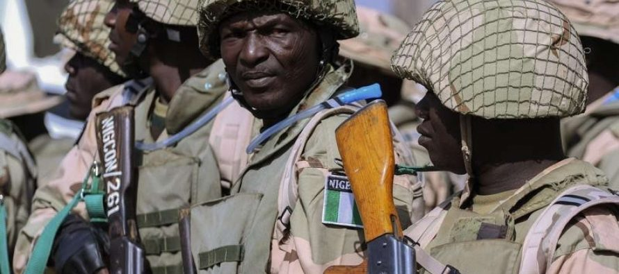 The Gambia: Nigeria prepares for possible war with Jammeh