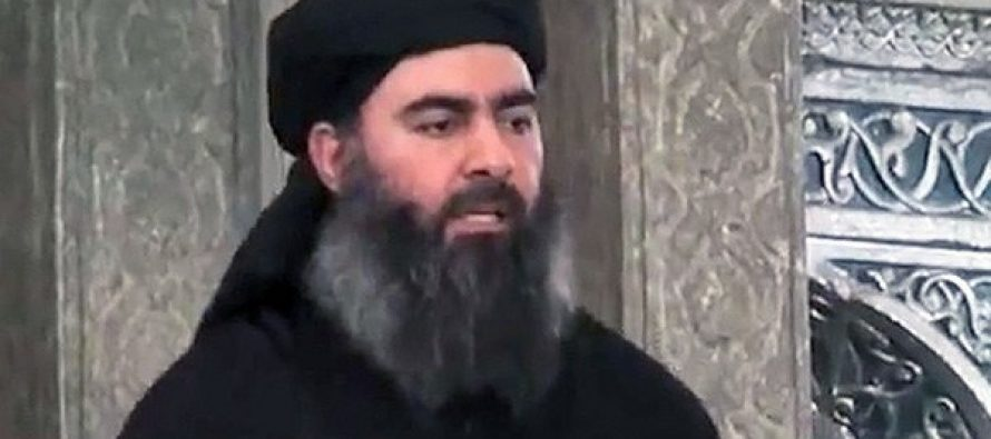 U.S. puts $25 million reward on ISIL leader Abu Bakr al-Baghdadi