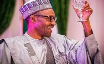 Buhari's new year message of peace